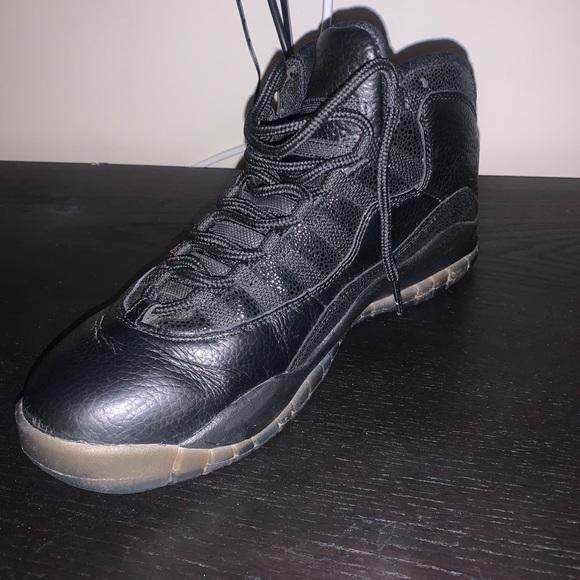 Air Jordan Ovo Black Size 105 Mens